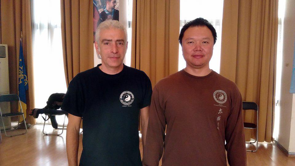 Master Alex Dong: σεμινάριο στην Αθήνα.